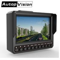 X430TAC AHD New Colorful CCTV camera Tester Installer's Good Helper CCTV Tester 4.3 inch LCD Screen ADH 1080P Camera Tester