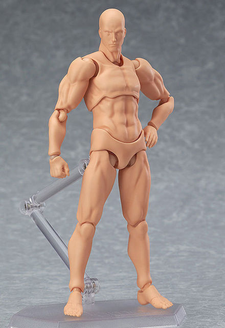 Body Action Figure Toy
