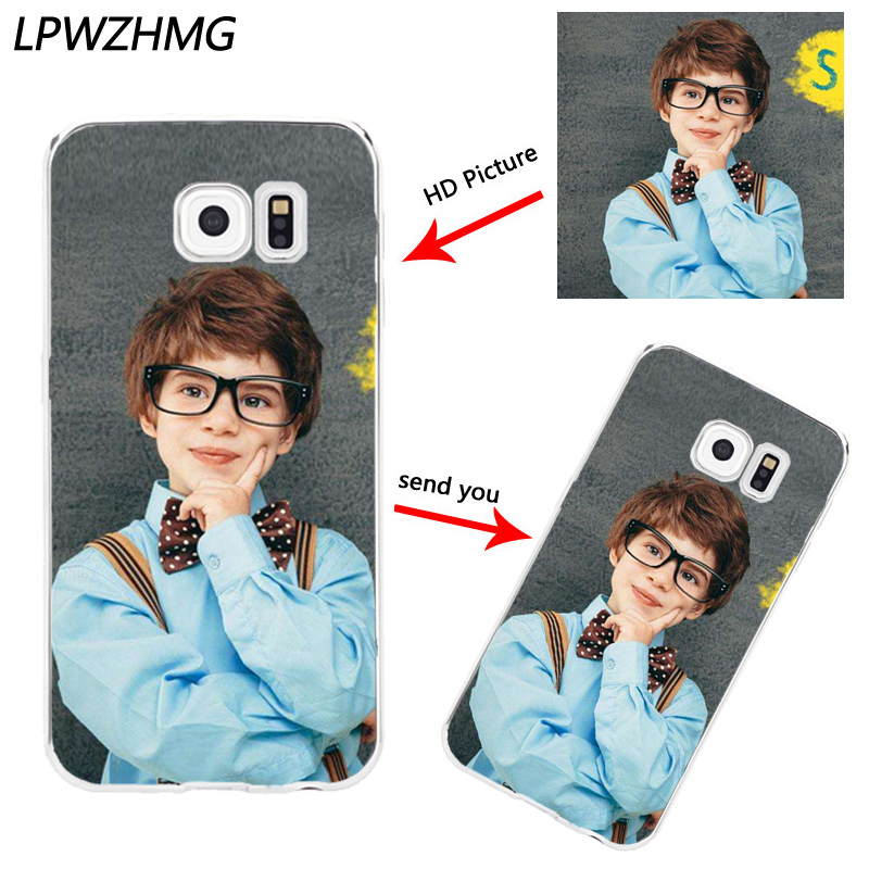 LPWZHMG 10pcs Custom DIY Cover Silicone Phone Case For Samsung win i8550 Case Cover Customized Printing Photo Cell Phone Cases
