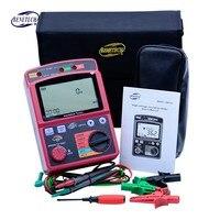 GM3123 2500V insulation resistance meter digital megohm meter Ohm Meter high tension megger AC Voltage Insulation tester