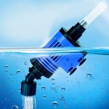 אוטומטי אקווריום מים מחליף משאבת כדי לשנות מים לאקווריום, חצץ מנקה ניקוי כלים חול מכונת כביסה מסנן, מים צינור