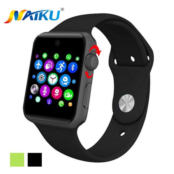 Prix pour 2016 Sur Le Poignet Vente Lf07 Smart Watch Horloge Sync Notifiant Avec Sim Carte Sport Santé Smartwatch Pour Apple Pour Iphone Huawei Téléphone