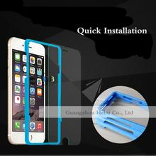 New Arrival For Iphone 6 6 Plus HD Automatic Screen Protector Attach Machine For Apple Iphone