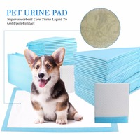 Pet Dog Diapers Disposable Nappy Pet Dog Training Urine Pad Super Absorbent Diaper For Dogs Puppy