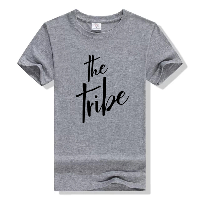 Unisex Casual Bridesmaid Gift Bride Tribe Tee T-Shirt Hipster Cotton Party Grunge Top Couple Sister Camisetas Bachelorette Party