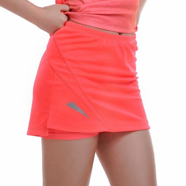 1a0e4c37b3 New Tennis skirt Fitness Short skirt ,breathable Badminton skirts , Quick  Dry Women Sport skirts WD5