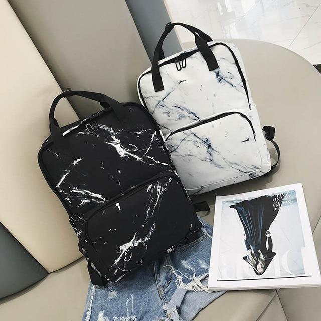 a2b85616b3c Women's Backpacks 2018 Fashion Bookbags For Man Travel Bags Student Unisex  Backpacks Women Casual Rucksack School
