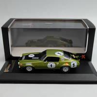 IXO Premium X 1 43 Chevrolet Camaro Z28RS 1 24H SPA 1971 PR0041 Auto Resin Toys