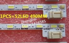 LCD-40V3A V400HJ6-LE8 New LED strip V400HJ6-ME2-TREM1 1 Piece 52LED 490MM