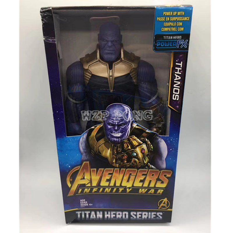 Newest Avengers 3 Infinity War Action Figure Thanos Hulk Hulkbuster Doll Super Hero Toys for Children Kids Gift Brinquedos new moive the avengers american captain hulkbuster hulk action figure cute version 12cm height toys collection models kids gift