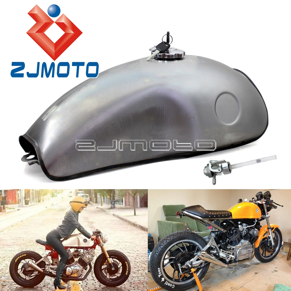 Cafe Racer Fuel Tank For Suzuki