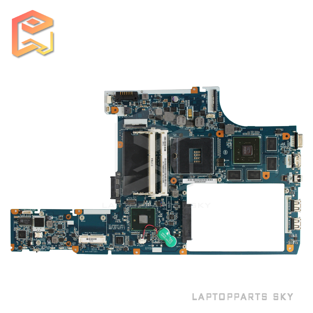 Original new for SONY MBX-226 laptop motherboard REV:1.1 1P-009B501-8011 HM65 mainboard mbx 224 laptop motherboard for sony vaio vpc ea m960 mbx 224 a1780052a 1p 009cj01 8011 available new