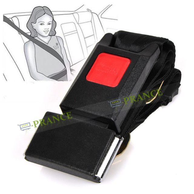 Hot Sale Car Seat Safety Belt two point black advanced fabric Free Shipping