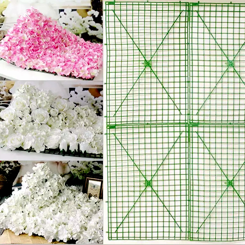 The Base Of The Flower Arranging Wedding Decoration Accessories Base For DIY Wedding Flowers The Simulation Flower arrangement in Artificial Dried Flowers from Home Garden