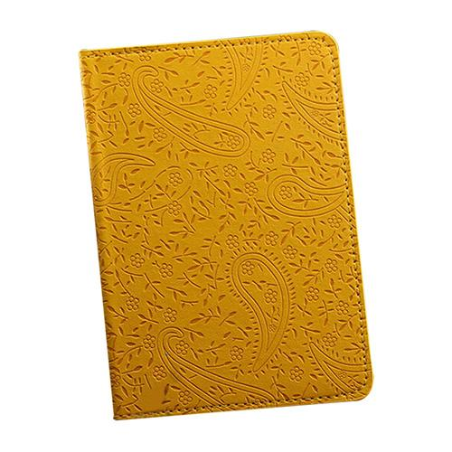 Travel <font><b>Passport</b></font> Holder Cover Leather ID Card Ticket Organizer Case Travel <font><b>Passport</b></font> Holder credit card case auto document wallet image
