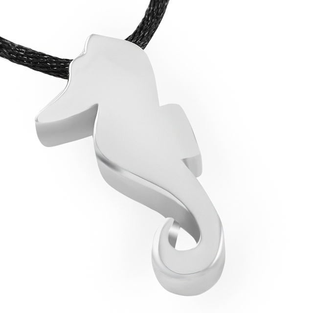 Sea Horse Urn Pendant