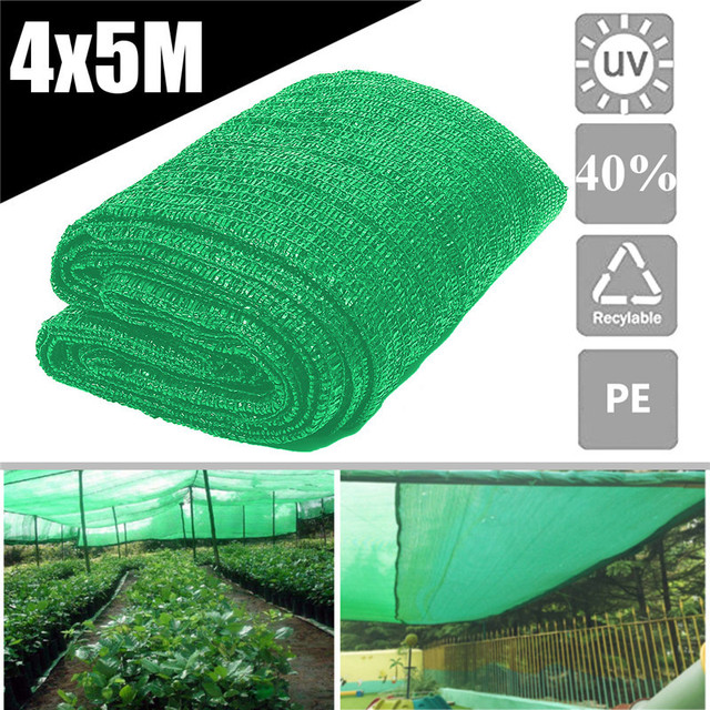 40 Protector Solar De Tela Para La Cubierta De La Planta - Tela-para-jardin