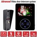 "4"" TFT Door Monitor Dual-way Video Intercom Home Door Phone Recorder System 800 TVL IR Camera Security CCTV Camera &SD CardF1371"