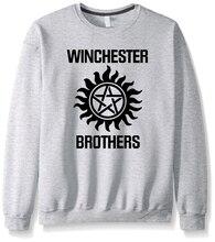 Supernatural Winchester Brother MEN Sweatshirts