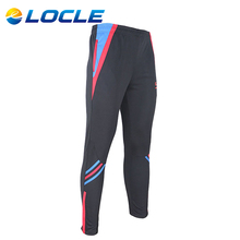 LOCLE Breathable Cycling Clothing Bicycle Pants Bike Equipment Spring Autumn Windproof Thermal Cycling Ciclismo Pants