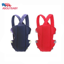 Infant Comfortable High Quality Adjustable Breathable 3D Mesh Baby Wrap Carrier Baby Easy To Put On And Take Off