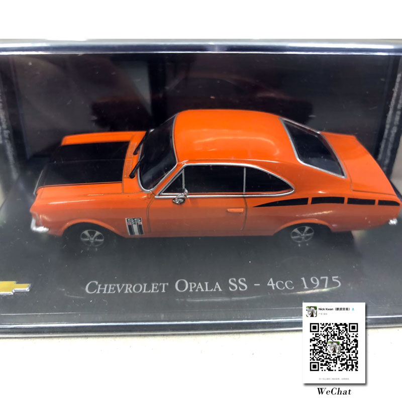 Toys Hobbies Contemporary Manufacture Chevrolet Opala Ss 1975
