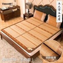 100% z naturalnego bambusa produkcji, naturalny komfort letni materac, różne rozmiary.