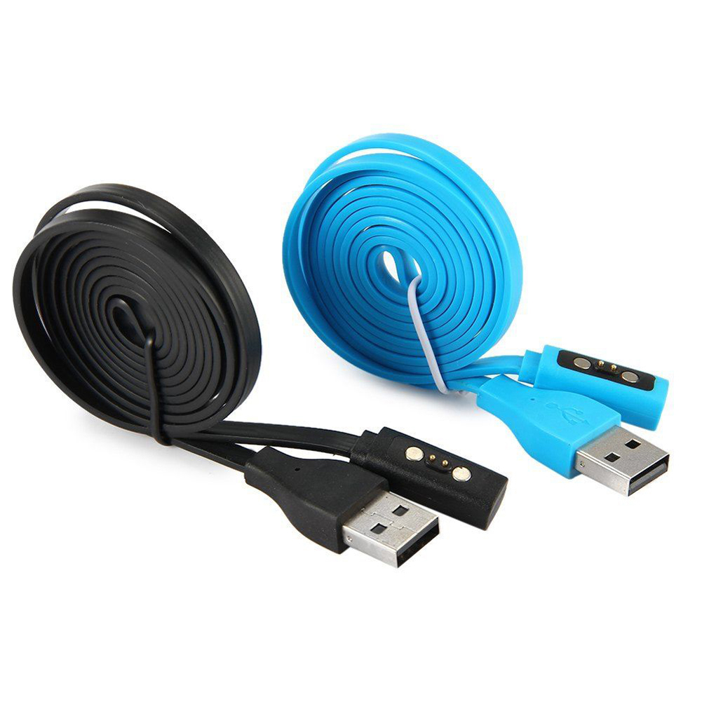 Magnetic Usb Charge Cord Charging Cable Wire For Pebble Time Steel ...
