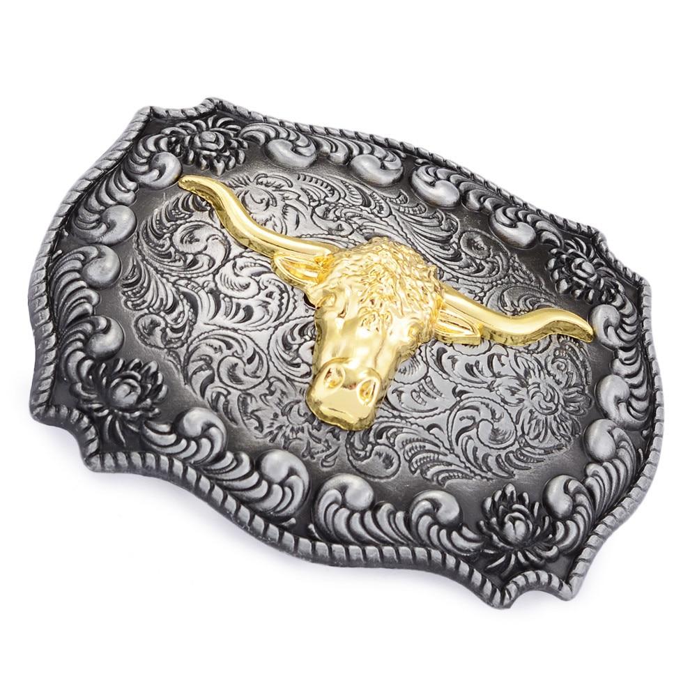 Faitheasy New Oval Kiss Belt Buckle With Black Coating Fashion Men's Belt Accessories Metal Belt Buckle Head Fit 4cm Width Belt