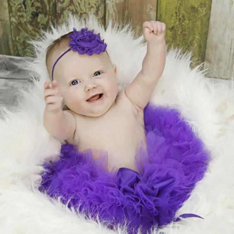Реквизит для фотографии новорожденных юбки детский костюм принцессы Детские юбка-пачка оголовье ребенка Подставки для фотографий детская юбка