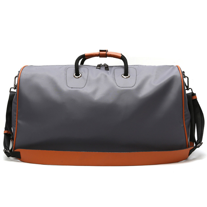 Short-Distance Travel Bag Female Portable Shoes Large Capacity Travel Luggage Bag Light Korean Travel Bag Sports Gym Bag