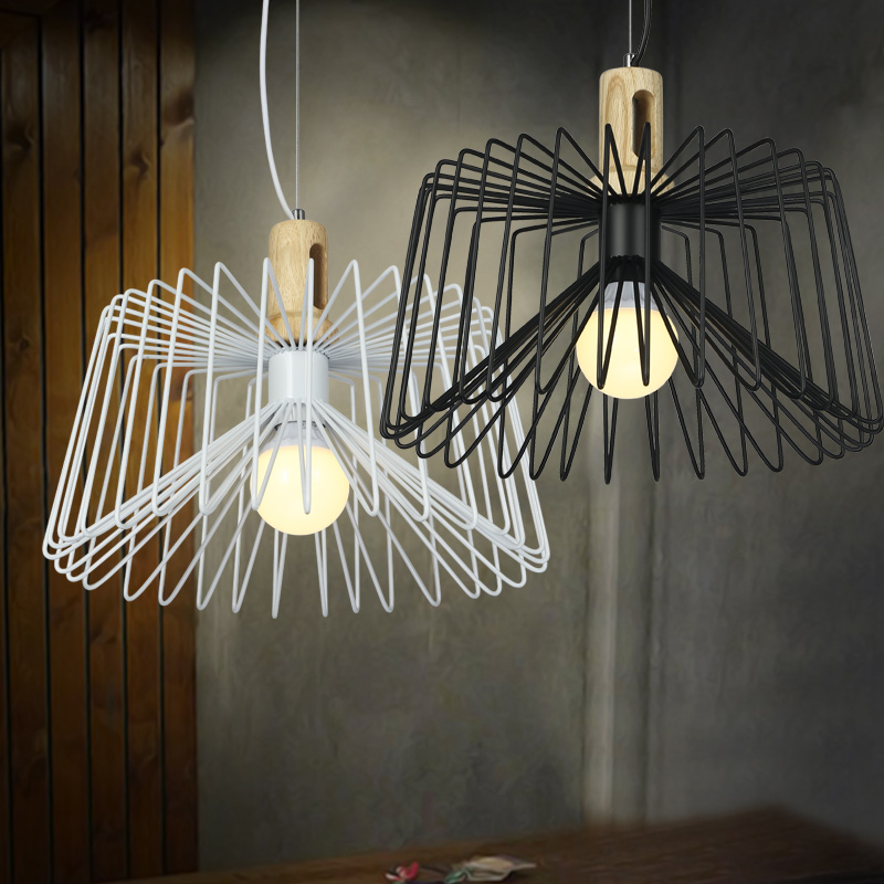 Northern Europe Creative Iron Spider LED Pendant Light Fashion Art Restaurant Bar Cafe Loft Industrial Vintage Retro Hang Lamp high quality branch shape iron reminisced pendant lamp loft northern europe american vintage retro country pendant light