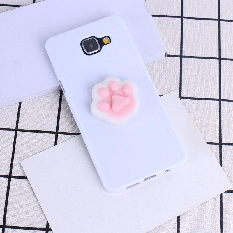 official photos e9579 65dd4 US $1.81  Squishy Phone Case For Samsung Galaxy a5 2016 j3 2016 Galaxy j3  2016 3D Cute Soft Silicone Bag Cover For Samsung Galaxy a5 2016-in Fitted  ...