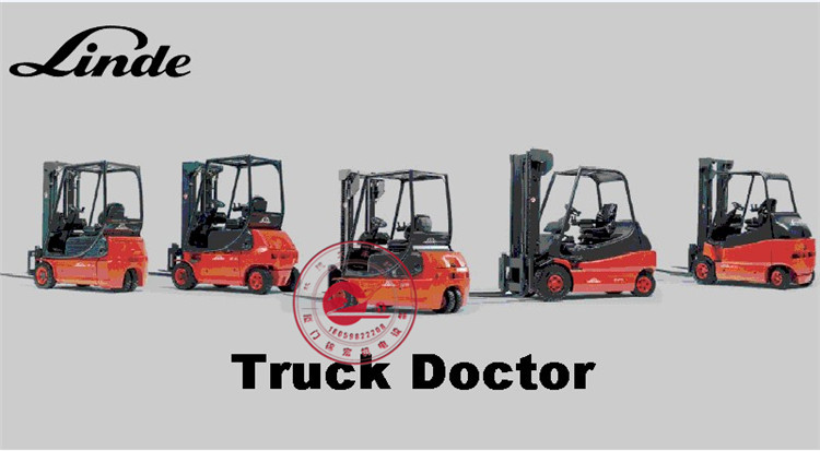 Linde forklift truck Doctor Diagnostic software цены онлайн