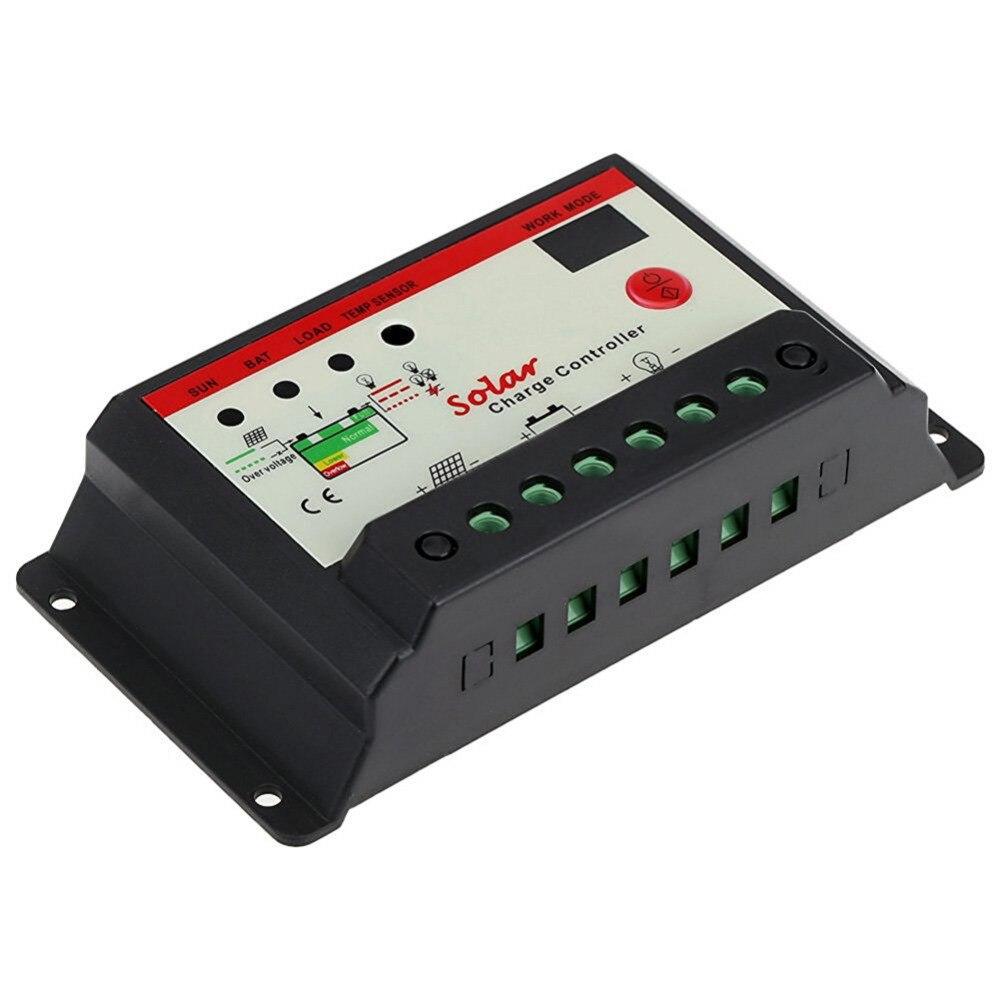 Ηλιακός φορτιστής LCD Tensione 10A 20A 30A 12 V / 24 - Ανταλλακτικά και αξεσουάρ κινητών τηλεφώνων - Φωτογραφία 3