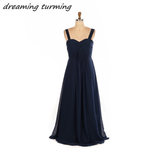 Como fazer vestido de festa azul