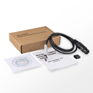 Image 5 - ALIEN USB to DMX Interface Adapter PC USB DMX512 Controller Signal Conversion Dimmer For DJ Stage PAR Moving Head Laser Lights