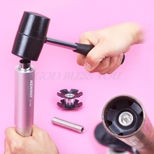 2 шт., подходит для 28,6 мм, вилка для горного велосипеда, подвесное сердце, велосипедная гарнитура, инструмент с сердечником, детали для велосипеда, спортивные товары