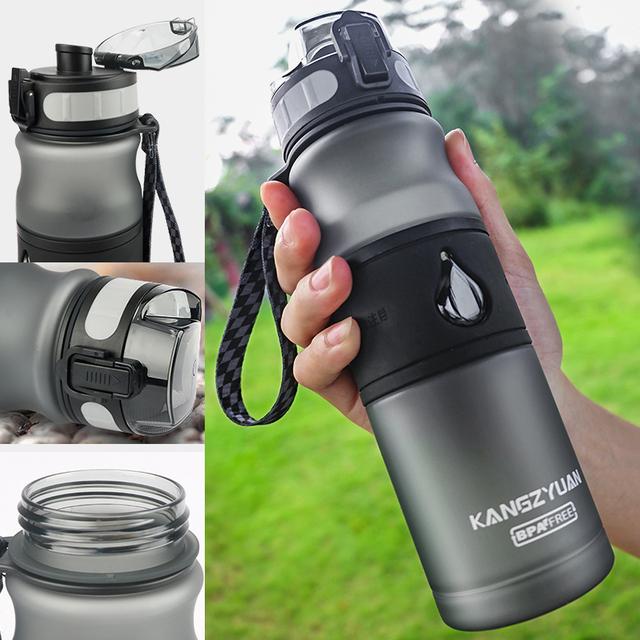 BPA Free Sports Water Bottle