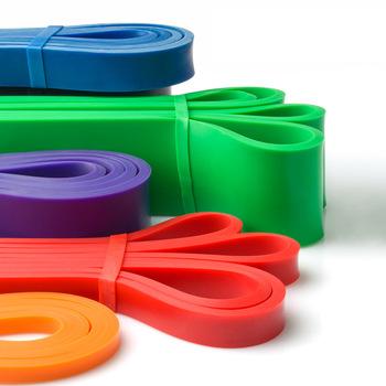 Guma do ćwiczeń elastyczna guma do ćwiczeń o różnym oporze w zależności od koloru idealna aby poprawić sylwetkę tanie i dobre opinie YOMER Unisex CN (pochodzenie) Kompleksowe ćwiczenia Fitness Gumy ciąg w klatce piersiowej developer