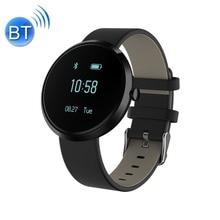V06 0.95 дюймов OLED Дисплей Bluetooth Smart Браслет IPX8 Водонепроницаемый Поддержка монитор сердечного ритма/шагомер/звонки напомнить и т. д.