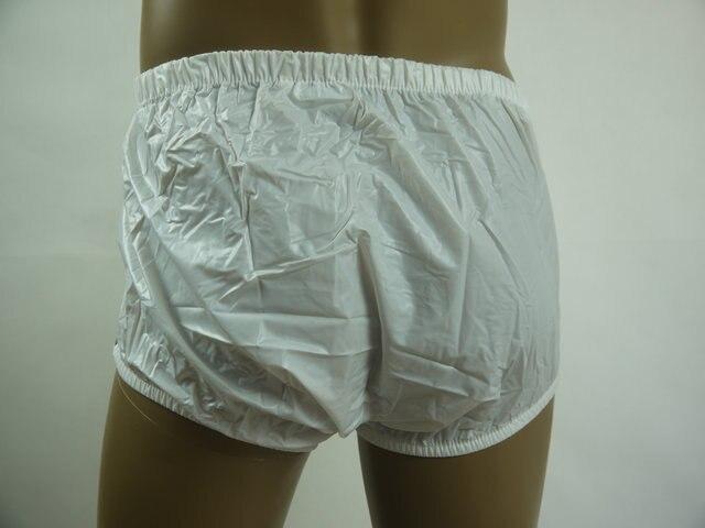 ADULT BABY Incontinence PLASTIC PANTS P004-1,Size:M /L /XL / XXL
