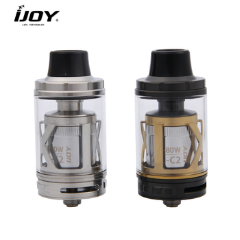 IJOY EXO XL Sub ohm Tank 5ml Top fill Adjustable airflow Electronic cigarette Atomizer with XL-C2 XL-C4 Coil for EXO 360 Mod