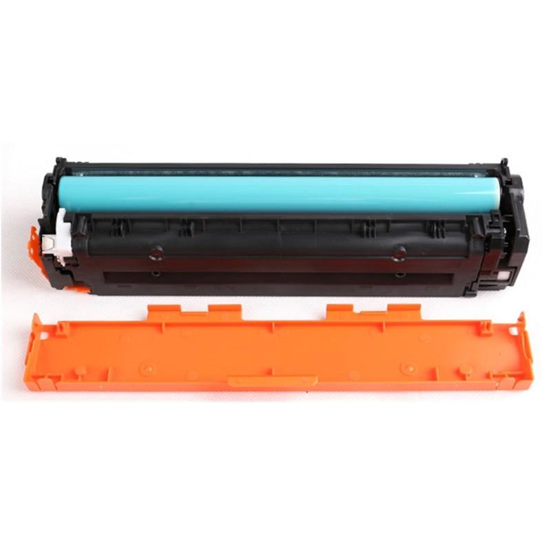 Compatible CB540A CB540 540A 540 CB541A CB542A CB543A Color Toner Cartridge for HP LaserJet CP1215 CP1515n CP1518ni CM1312NFI replacement chip for hp laserjet cb540a print cartridge – black toner refill for hp1215 1515 1518