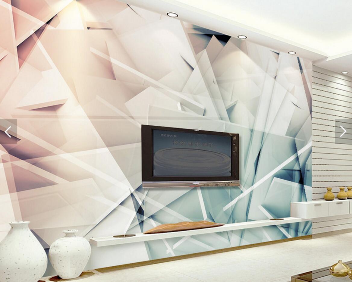 abstract wallpaper 3d wall mural for living room wall art decor papel de parede 3d para