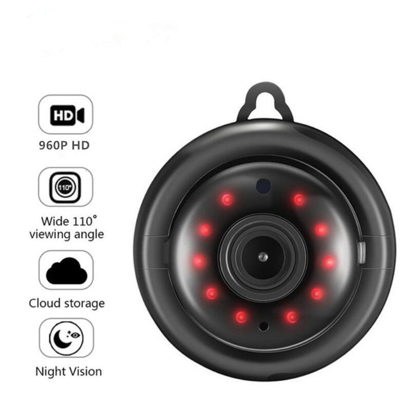 DG-M1Q M1Q 960P 2.8mm Wireless Mini WIFI Night Vision Smart Home Security IP Camera Onvif Monitor Baby Monitor digoo dg m1x hd 960p ip camera wired wireless wifi camera pan tilt night vision two way audio smart home security onvif monitor