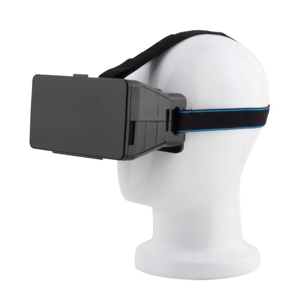 1pc Virtual Reality 3D Video Glasses For Google Cardboard VR 3D Movies Games With Resin Lens For 3.5~6 inch smartphone