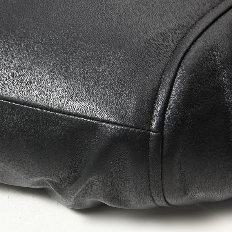Gours Güz ve Kış erkek Hakiki Deri Ceketler Erkek Giyim Koyun Deri - Erkek Giyim - Fotoğraf 6