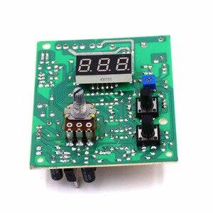 Image 2 - 220v Digital display desoldering circuit IC pull  Heat gun control panel 858d circuit PCB board temperature control board