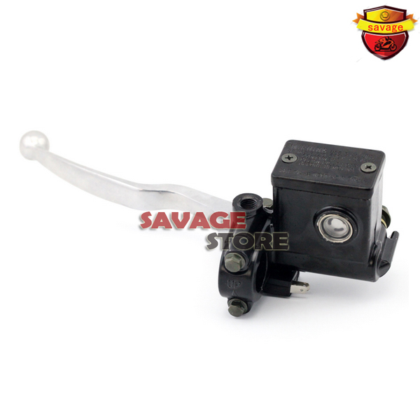 For SUZUKI UX-150 SIXTEEN UH 125/150/200 Burgman AN 250/400 Motorcycle Front Left Clutch Master Cylinder Reservoir Lever